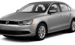 2012 Volkswagen Jetta SVC AUGUST 13
