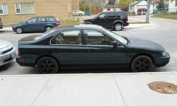 96 honda accord exr  in new parts steal of a deal