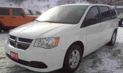 2011 Dodge Grand Caravan Express Minivan for sale.