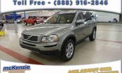 2008 Volvo XC90 Leather, Sunroof, 3rd Row