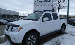 2010 Nissan Frontier PRO 4 X WITH LEATHER