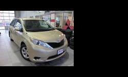 2011 Toyota Sienna Gold