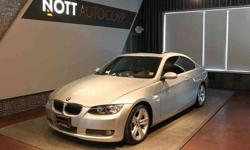 2008 BMW 3-Series Grey