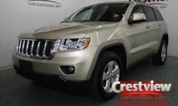 2012 Jeep Grand Cherokee Laredo X leather, sunroof