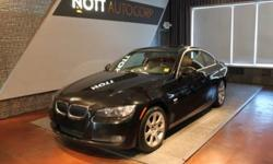 2009 BMW 3-Series Black