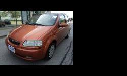 2005 Suzuki Aerio Red