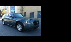 2005 Dodge Magnum Grey