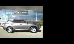 2013 Lexus RX Grey, 10K km