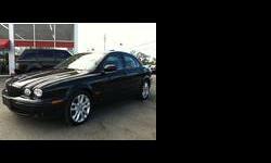 2003 Jaguar X-TYPE Black