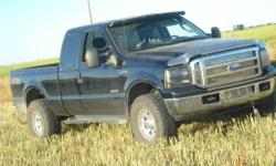 4X4 DIESEL FORD 250 Haul whatever you need