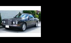 1996 Bentley Azure Black, 36K miles