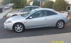 2000 Mercury Couger