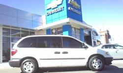 2003 Dodge Caravan SE Minivan SAFETY AND ETESTED