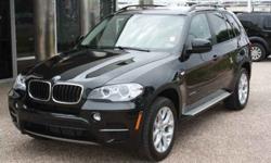 2012 BMW X5 X5-Series Black, 13K miles