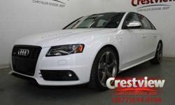 2012 Audi S4 3.0 Premium Quattro