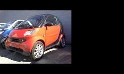 2005 Smart fortwo Orange