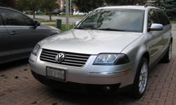 OBO 2004 Volkswagen Passat Wagon GLS
