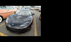 2011 Lotus Evora Black