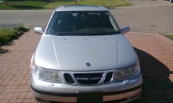 2002 Saab 9-5 2.4Cyl Turbo Sedan - 119,xxxkm