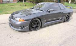 89 Nissan GT-R - Call 403-588-2206 - Must Sell ASAP