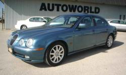 2001 Jaguar S-Type FULLY LOADED for sale.