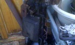 89-98 Suzuki Sidekick Automatic Transmission and Transfer case