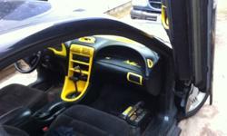 95 mustang with Lamborghini doors