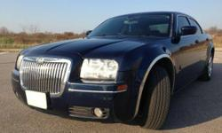 #9658;►2005 CHRYSLER 300-SAFETY-SUNROOF-LEATHER-LOW KM