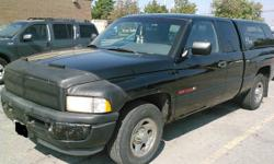 a solid truck 1996 Dodge Ram 1500 RWD