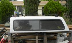 camper shell for dodge dacota