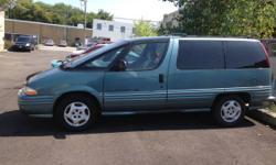 Cheap Reliable Mini-Van 96 Pontiac Transport
