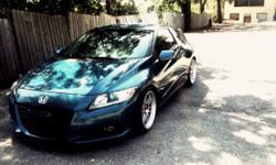 Feeler: Honda CRZ parts