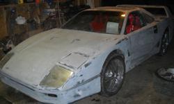 ferrari f40 kit car