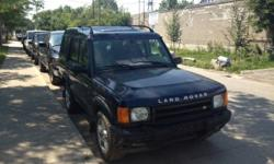 FOR SALE 2001 LAND ROVER DISCOVERY II