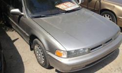 For Sale 91 Honda Accord
