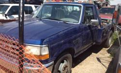 FOR SALE 94 FORD 350 POWER STROKE