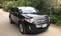 FORD EDGE 2013 blk/blk LOW PRICE!!!!