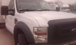Ford F550 Superduty XL diesel