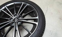"""FS: Michelin Primacy HP 17"""" Tires 215/45R17 from Scion FRS"""