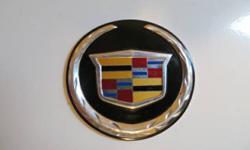 General Motors Cadillac emblem, brand NEW
