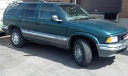 GMC Jimmy Truck