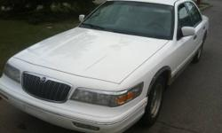 Great 1997 Mercury Grand Marquis Fully Loaded,DEAL