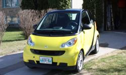 GREAT ON GAS!!! 2008 SMART CAR