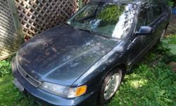Honda Accord Wagon 1997