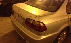 HONDA CIVIC 1999 - AUTOMATIC!