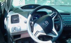 HONDA civic 2010 coupe 2 door / 5 speed