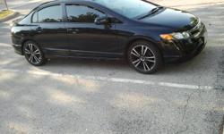 Honda Civic EX-L, Leather, Roof, 61km, reduced