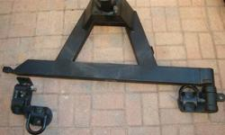 Hummer H2 Rear Arm and Spare
