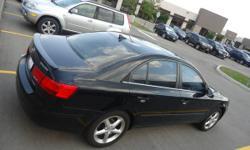 Hyundai Sonata Sports - SunRoof, Heated seats, Alloy, Music Player