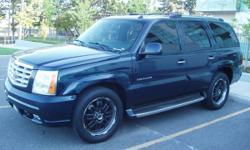 I am selling my 2004 Cadillac Escalade
